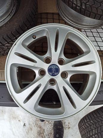 Felgi aluminiowe RONAL 16 5x108 ET 50 Ford Mondeo