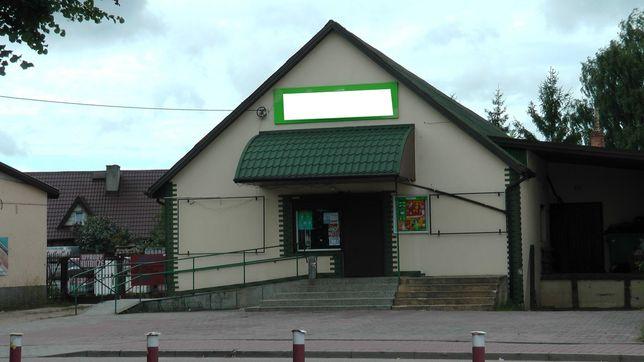Budynek Handlowo-Usługowy Sprzedam