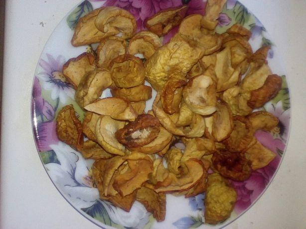 Сухофрукти Сушка яблук50гр за кг