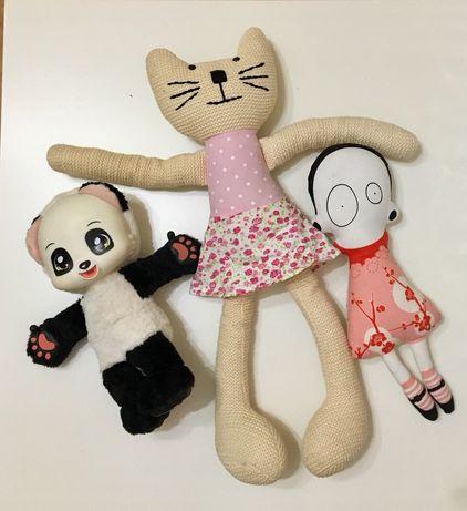 Мягкие игрушки disney pixar madame mo