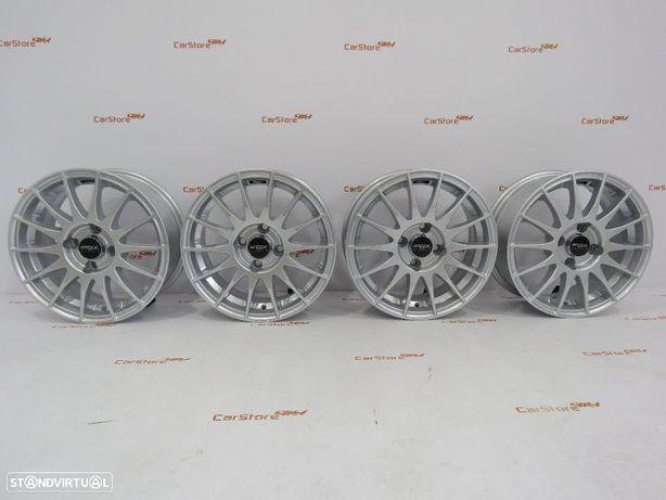 Jantes Fox FX004  14 x 5.5 et38 4x100 Silver