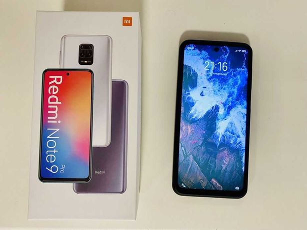 Продам телефон Redmi Note 9 Pro