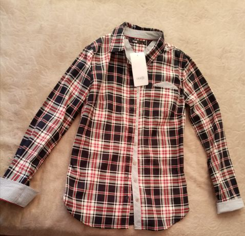 Новая рубашка 34 р