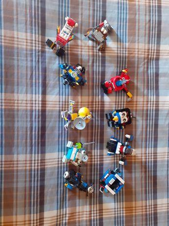 Legos coleção 10 figuras