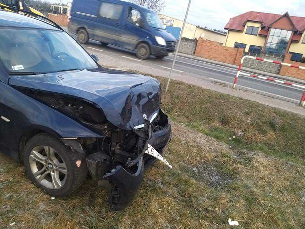 Sprzedam uszkodzone BMW