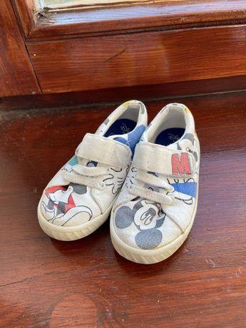 Buty Mickey Mouse Zara rozm 23