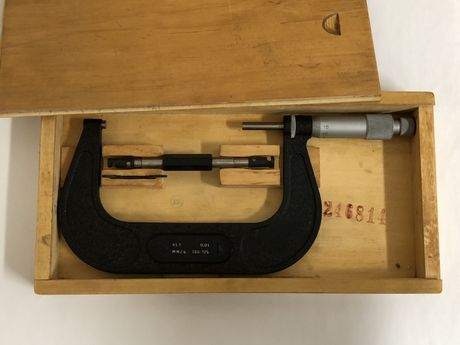 Mikrometr 100-125 MMZb 0,01