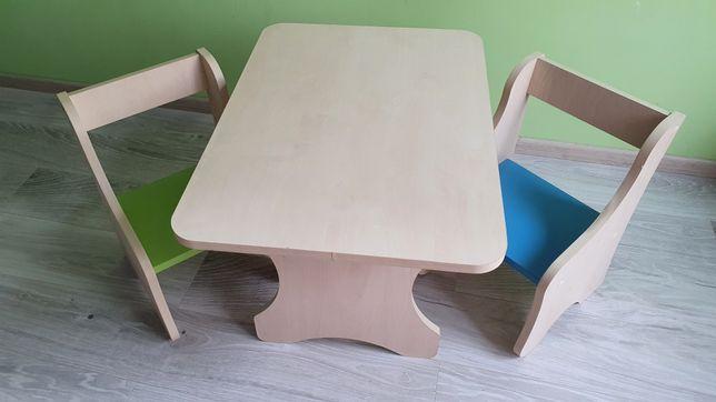детский набор столик стульчики