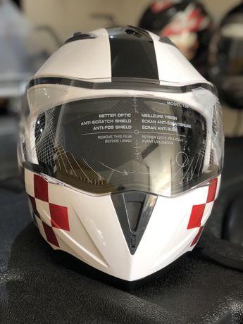 Шлем трансформер модуляр новый L XL