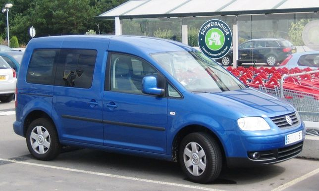 Volkswagen - Caddy - Touran - Запчасти.