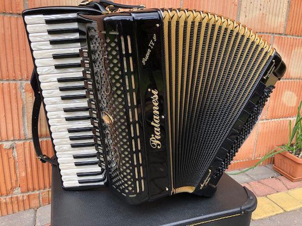 Akordeon Piatanesi 120 bas Cassotto