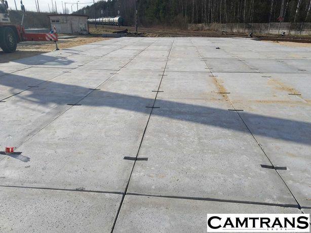 Płyty drogowe betonowe, 300x150x15, podwójnie zbrojone, atestowane.