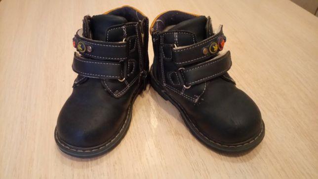 Ботинки на 2,5-3 годика