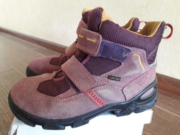 Зимові черевики 34р gore tex