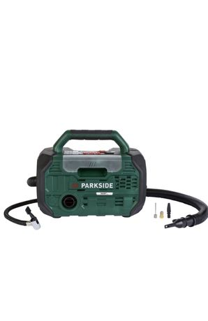 Parkside Compressor sem fio 20v