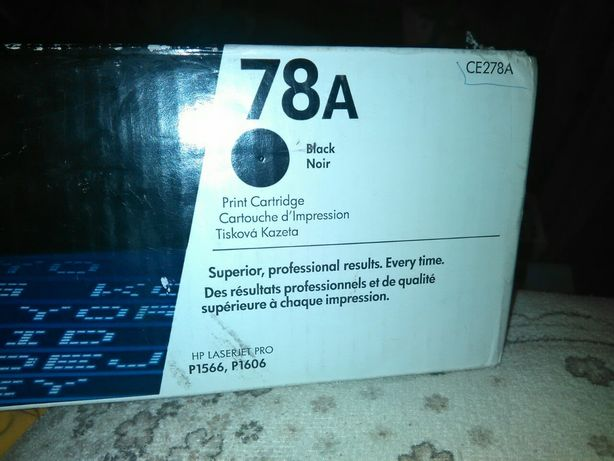Продам картридж HP 78A