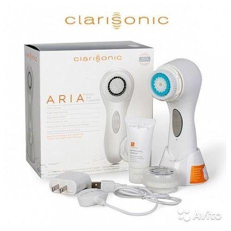 Аппарат для очистки лица Clarisonic Aria White