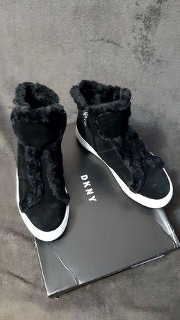 Ботинки,кроссовки,DKNY p.37