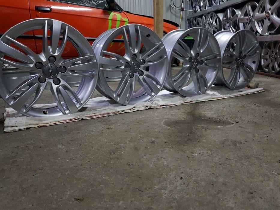 Felgi Aluminiowe Audi Q3 R17 5x112 ET33- 6.5J Białystok - image 1