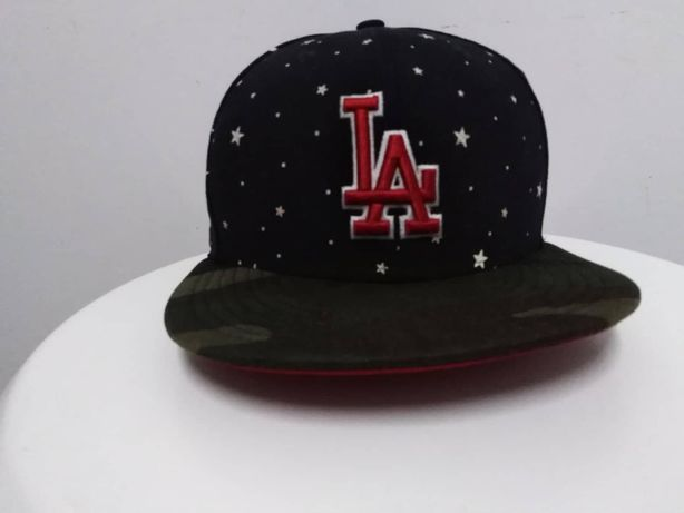 Boné NEW ERA LA Dodgers 59FIFTY Major League Baseball collection