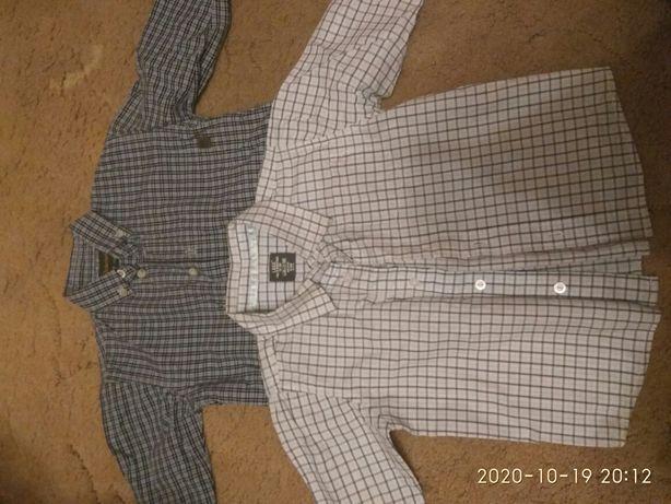 Рубашка для мальчика 86-92