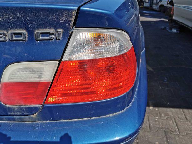 Lampa tylna prawa BMW 3 e46 cabrio