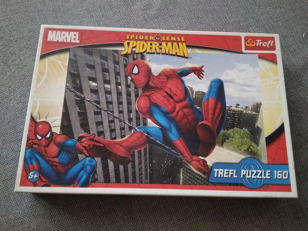 Puzzle trefl Spiderman 160 elementów