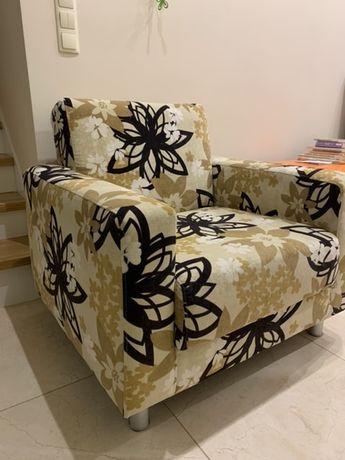 Fotel tapicerowany stan bardzo dobry