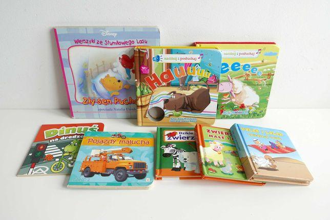 Książeczki , bajki , czytanki , kolorowanki dla dzieci - ZESTAW 1