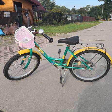 Rowerek dziecięcy na kołach 20 cali