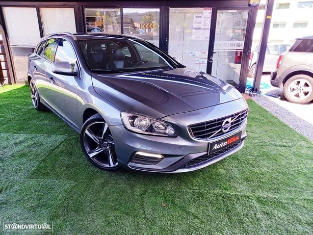 Volvo V60 2.0 D3 R-Design Momentum Geartronic