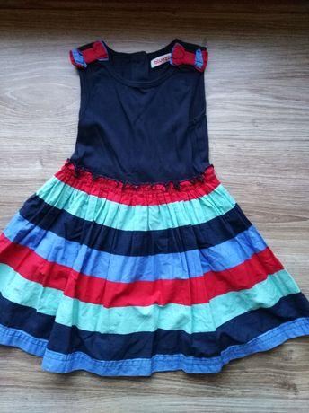 Sukienka dla dziewczynki 86, 92