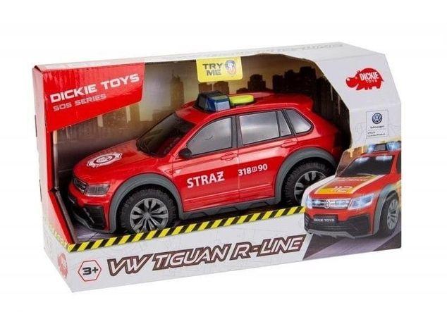 Dickie: SOS - Samochód strażacki VW Tiguan R-Line