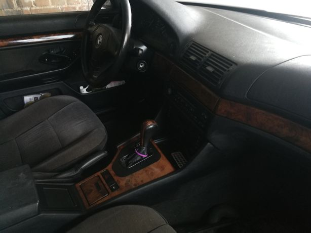 Części BMW E39, 3.0d 2001r. oraz 2.5i 1999r