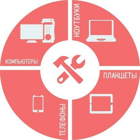 Ремонт компьютерной техники в Запорожье