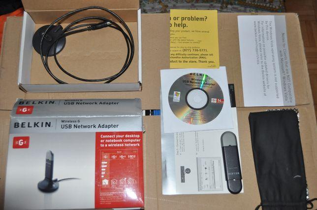 Ruter Belkin USB Adapter