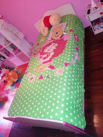 Mobília de quarto para menina