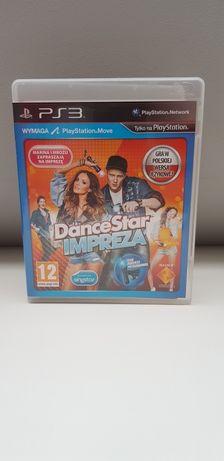 Move DanceStar Impreza PL na PS3