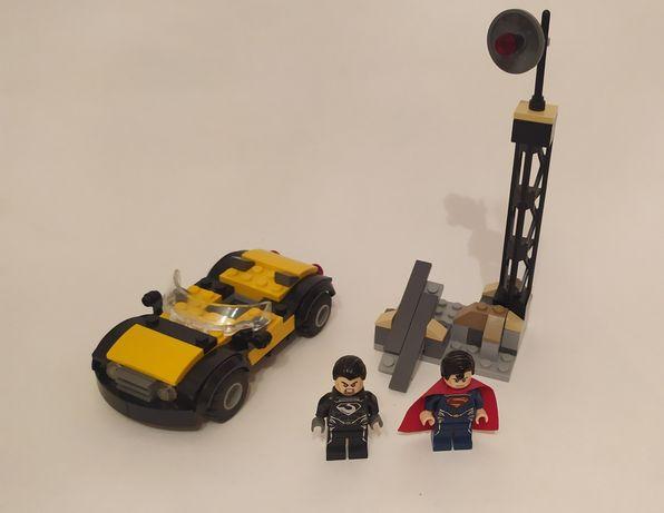 Lego Super heroes DC Marvel 76002