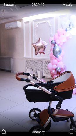 Дитяча коляска фірми міма