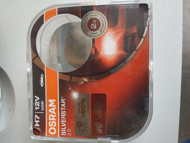 Лампа Osram H7 12v 55w