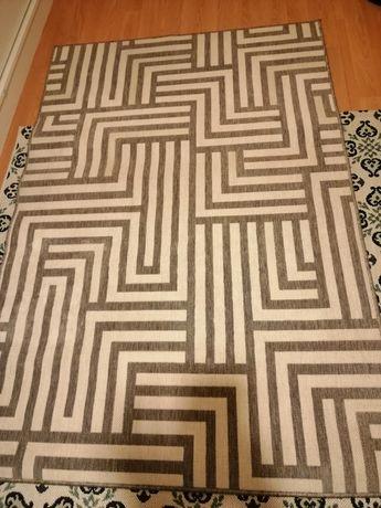 Szary dywan 120x170