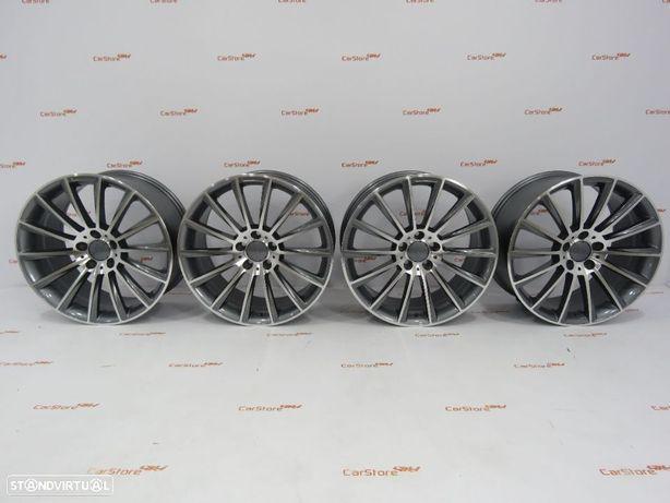 Jantes Look Mercedes Turbine 18 x 8.5+9.5 et 35 5x112