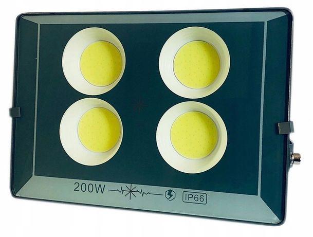 HALOGEN naświetlacz LAMPA LED S 200W OLED reflektor LED