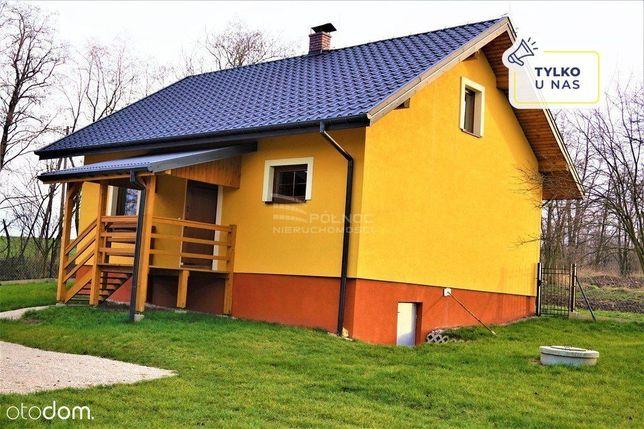 Bajkowy domek w terenach łowieckich
