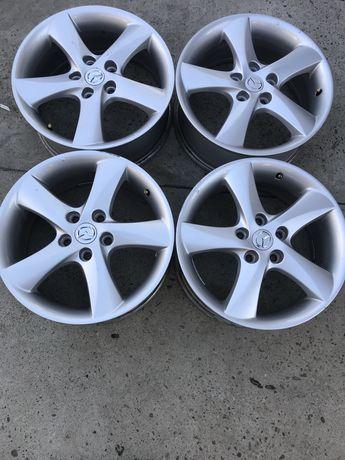 Продам диски литі 5/114.3/17 Mazda