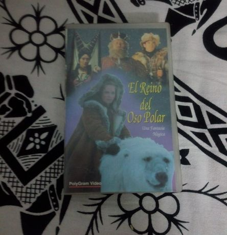 VHS El Reino del Oso Polar