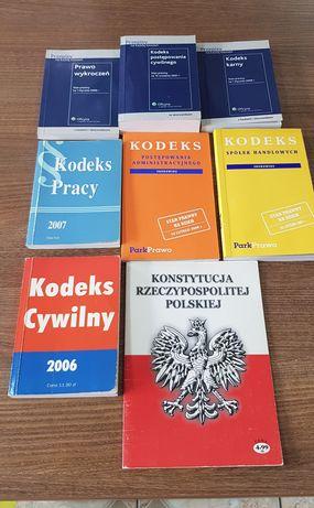 Kodeksy i Konstytucja