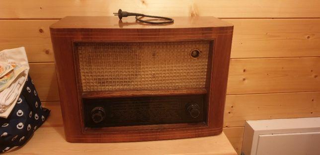 Stare radio jak na zdjęciach