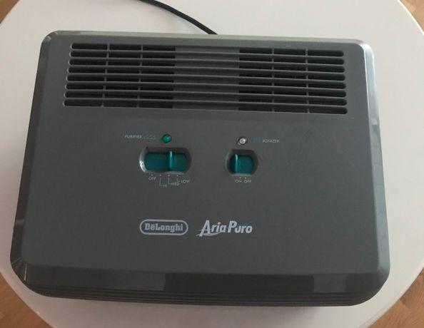 Очиститель воздуха delonghi aria puro ионизатор